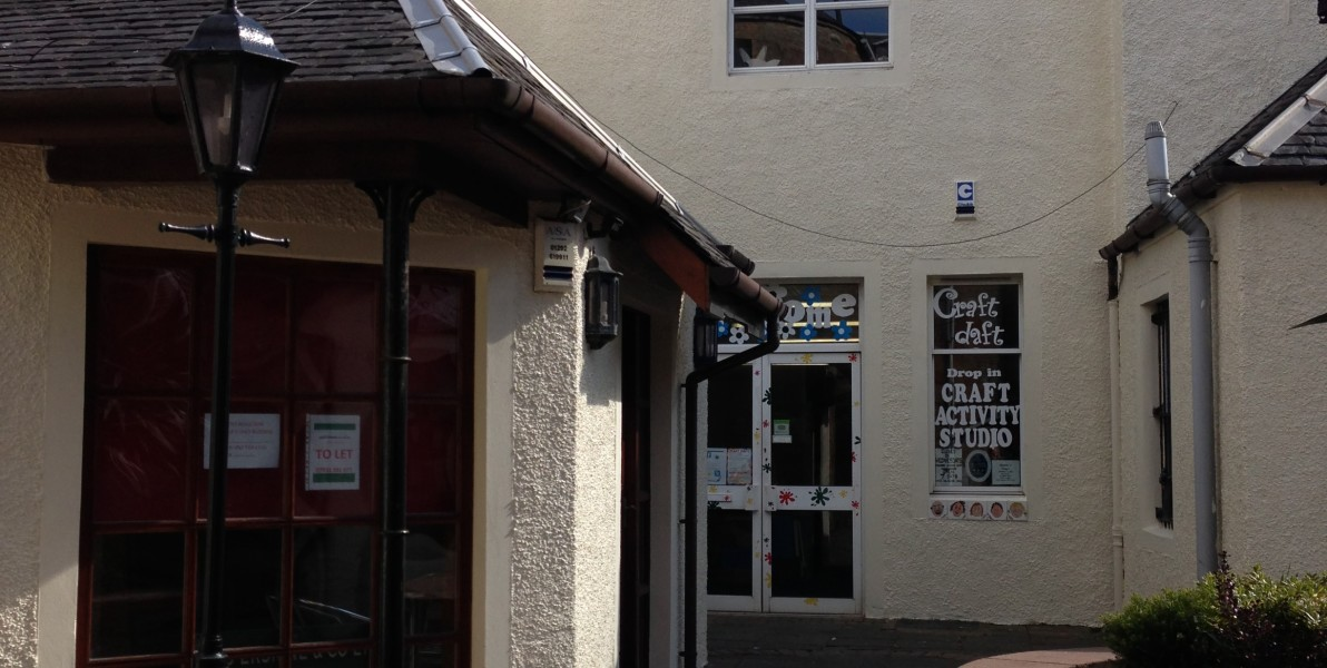 Commercial Takeaway Property for Lease. Cow Wynd Ayr